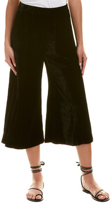 Johnny Was Love Silk-Blend Pant