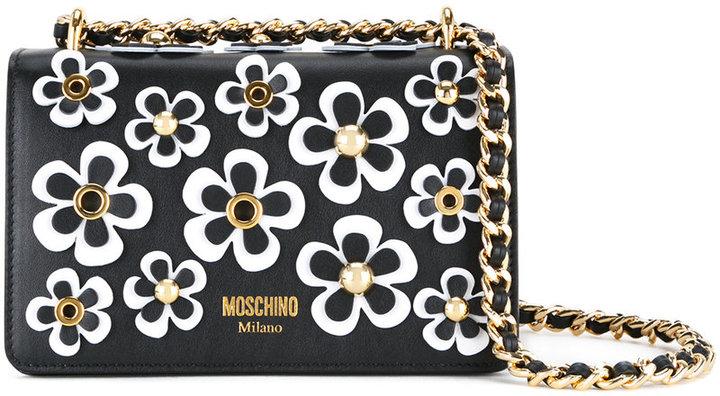 MoschinoMoschino floral bag