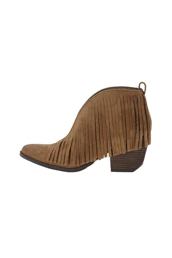 Coconuts By Matisse Coconuts by Matisse Lambert Fringe Booties