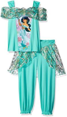 Disney Big Girls' Princess Jasmine Fantasy 2-Piece Set