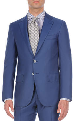 Isaia Tonal-Striped Two-Piece Suit
