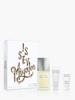 Issey Miyake L'Eau d'Issey Pour Homme Eau de Toilette 125ml Gift Set