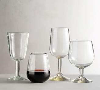 Pottery Barn Santino Wine Glasses