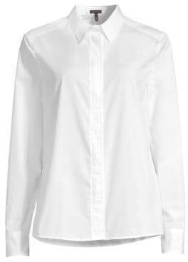 Escada Neyan Cotton Poplin Shirt