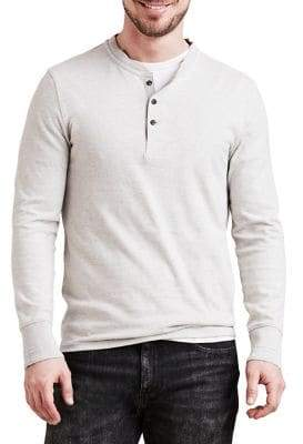 Levi's Bryant Long-Sleeve Cotton Henley