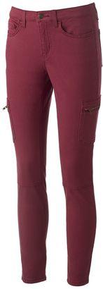 Juniors' Mudd® Cargo Utility Skinny Pants $44 thestylecure.com