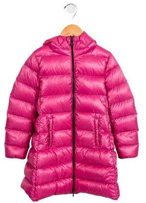 Moncler Girls' Suyen Down Coat