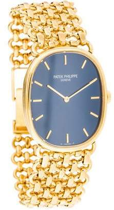Patek Philippe Golden Ellipse Watch