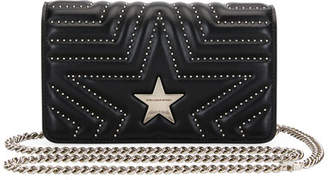 Stella McCartney Stella Star Small Studded Alter Napa Shoulder Bag