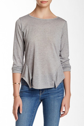 Go Couture Crew Neck Sweater $98 thestylecure.com