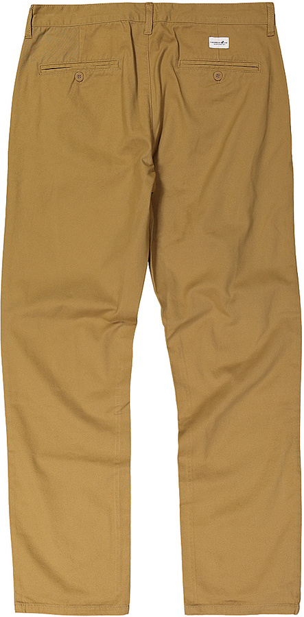 Khaki Tan Twill Pants