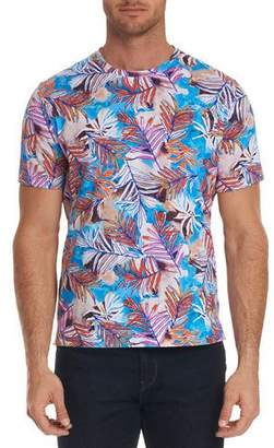 Robert Graham Men's Freshwater Graphic-Print T-Shirt