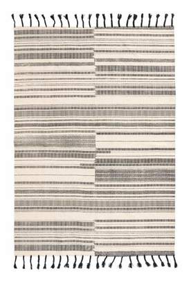 H&M Striped Cotton Rug