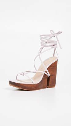 Jacquemus Les Sandales Pilotis Sandals