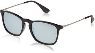 Ray-Ban 0RB4187 622/8G Square Sunglasses