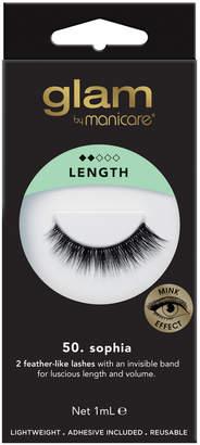 Manicare Glam Sophia Lashes - Mink Effect
