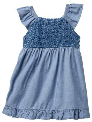Levi's Shift Denim Dress (Baby Girls)