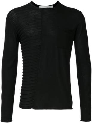 Isabel Benenato knitted sweater