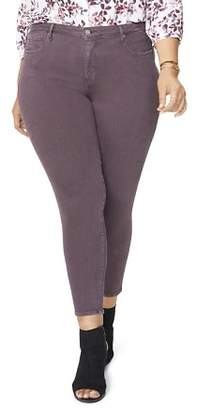 NYDJ Plus Ami Skinny Jeans in Pinedrop