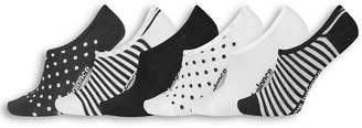 New Balance 6 Pair No Show Socks - Womens