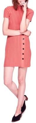 Free People Lottie Rib Knit Dress