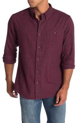 Weatherproof Flannel Long Sleeve Shirt