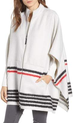 Treasure & Bond Blanket Stripe Cape