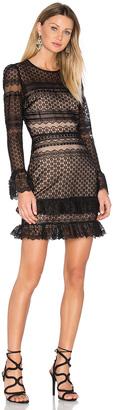 Parker Nadia Dress $398 thestylecure.com