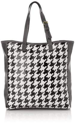 C.oui Women's Stromboli 05 Tote Bag black Size: