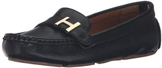 Tommy Hilfiger Women's Zain Moccasin $39.99 thestylecure.com