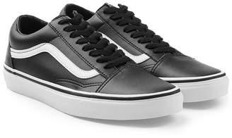 Vans Old Skool Leather Sneakers