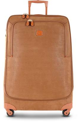 Bric's Life Camel Micro Suede X-Large Trolley