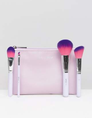 Spectrum Fresh F.A.C.E 4 Piece Travel Brush Set