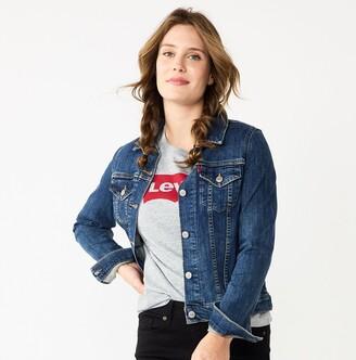 Levi's Levis Women's Original Trucker Denim Jacket