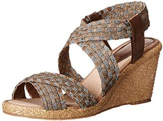 Andre Assous Women's Dennie Wedge Sandal