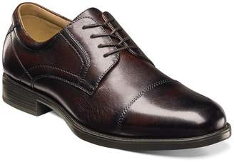 Florsheim Men's Florsheim, Midtown Cap Toe Lace up Oxfords 8 D