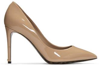 Dolce & Gabbana Pink Patent Kate Heels