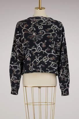Etoile Isabel Marant Cotton Xodilon sweatshirt
