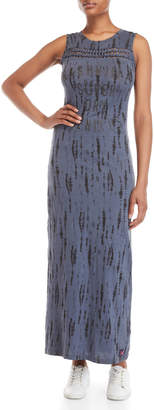 Superdry Knotty Tie-Dye Maxi Dress