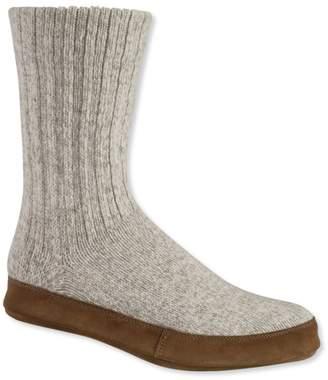 L.L. Bean L.L.Bean Knit Slipper Socks