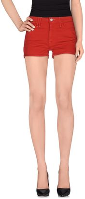 CYCLE Denim shorts $92 thestylecure.com
