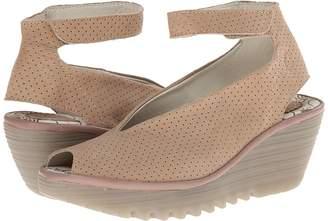Fly London Yala Perf Women's Shoes