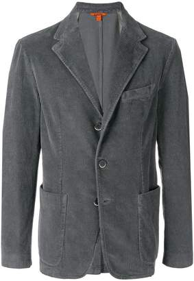Barena corduroy fitted blazer