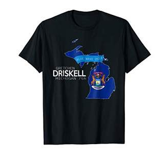 Gretchen Driskell Michigan 7Th 2018 Midterms Tshirt
