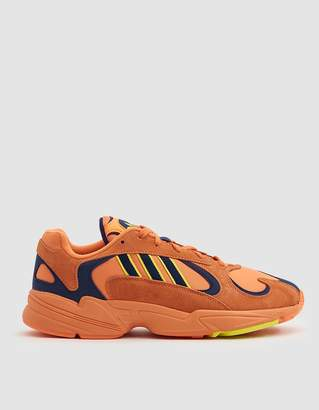 adidas Yung-1 Sneaker in Hi-Res Orange
