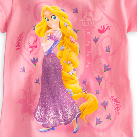 Disney Rapunzel Tee for Girls