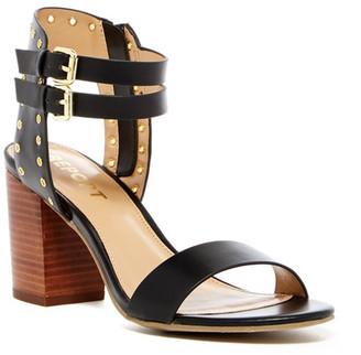 Report Phoebe Block Heel Sandal $60 thestylecure.com