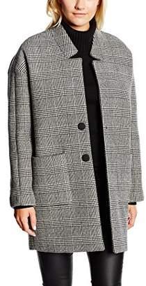 American Retro Women's Emanuelle Jacket Long Sleeve Coat