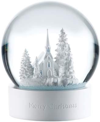 Wedgwood Snow Globe 2018 Ornament