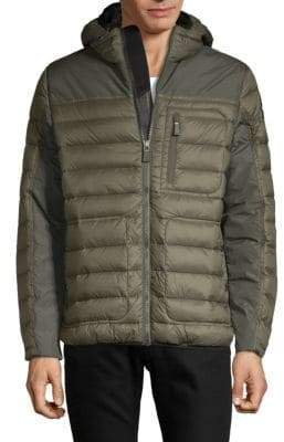 Karl Lagerfeld Quilted Jacket